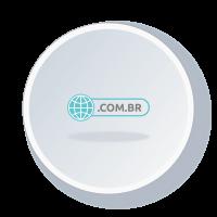 Registro Anual 1x Domínio .com.br
